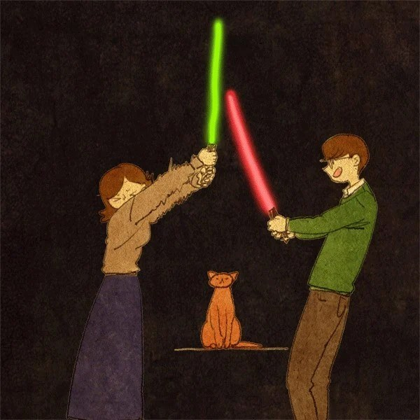 lightsaber_loveis_by_Puuung