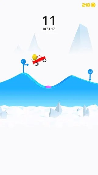 Risky Road (iOS Games)