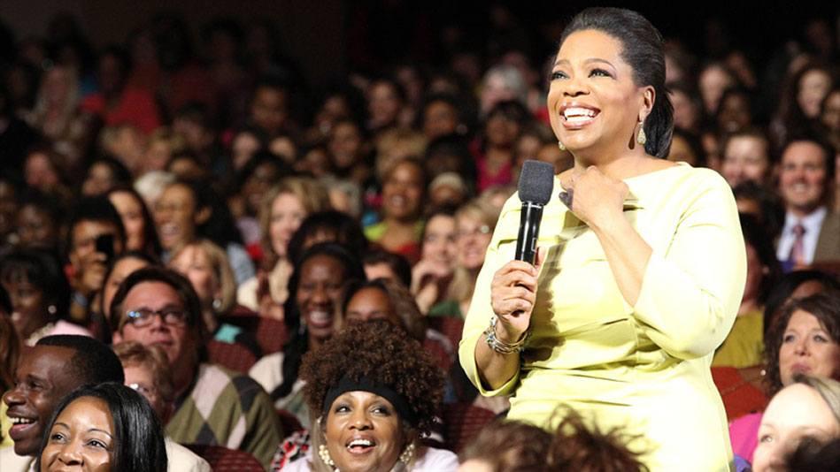 Oprah satsang