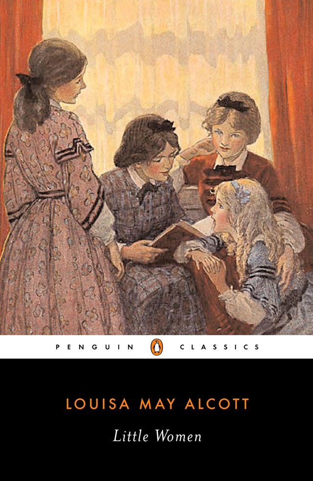 Little Women by Louisa May Alcott (image credit Penguin Classics) VIA Amazon.com