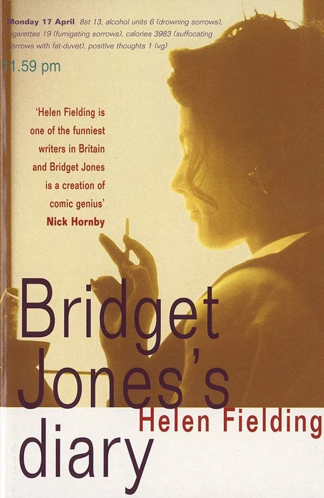 Bridget Jones's Diary by Helen Fielding (image credit Picador) VIA Amazon.com