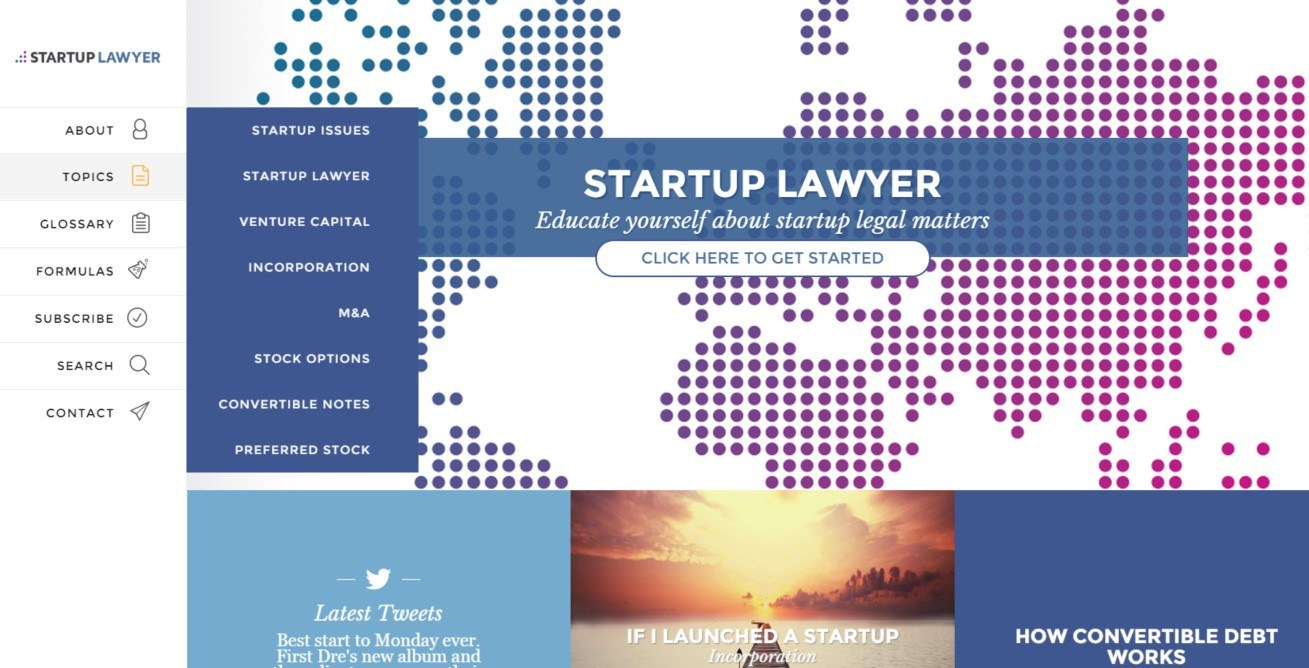 startup lawyer