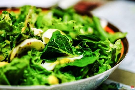 mixed greens health benefits