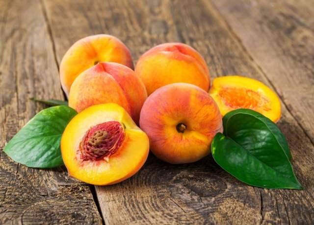 Amazing Benefits of Peaches