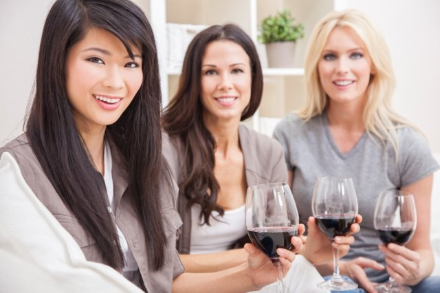 glass of red wine replaces 1 hour of exercising
