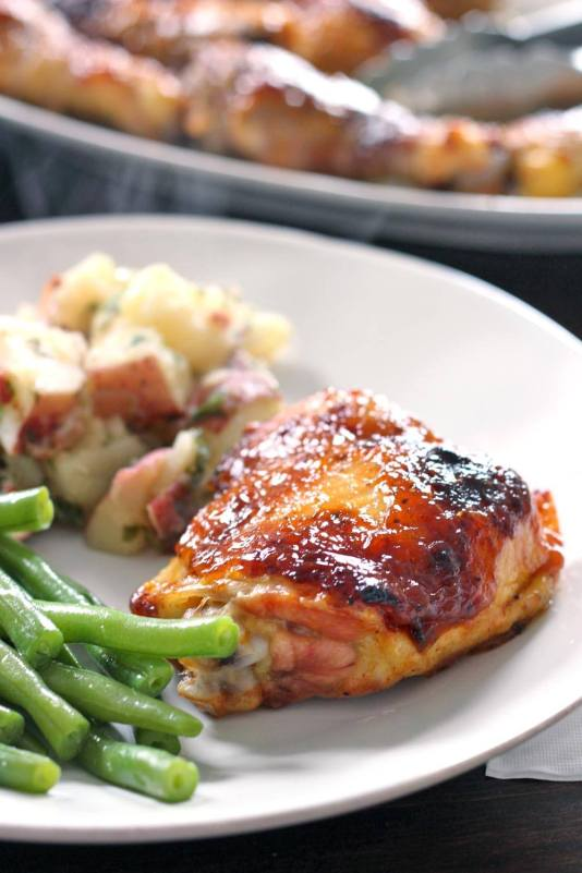 Two-Ingredient-Crispy-Oven-Baked-BBQ-Chicken-3