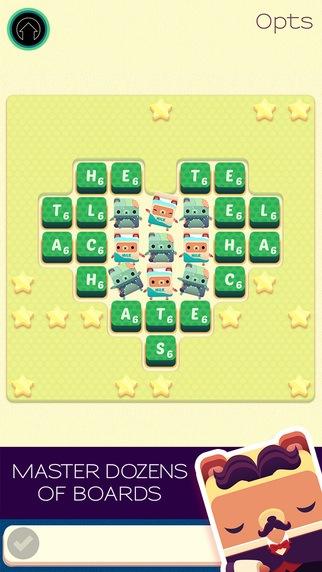 Alphabear(iOS Games)