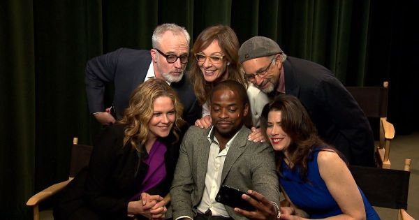 Video! Check Out Our 'West Wing' Cast Reunion | ExtraTV.com