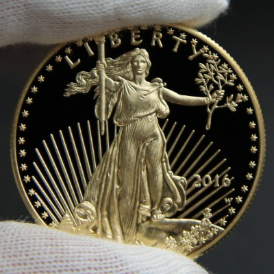 Photo-of-2016-W-50-Proof-American-Gold-Eagle-Obverse