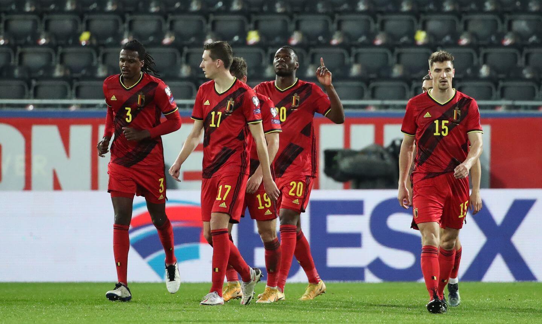 Belgium predicted lineup vs Portugal