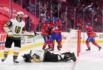Canadiens-Golden Knights Game 6 score, live updates: Artturi Lehkonen's OT goal sends Montreal to Stanley Cup Final - The Athletic