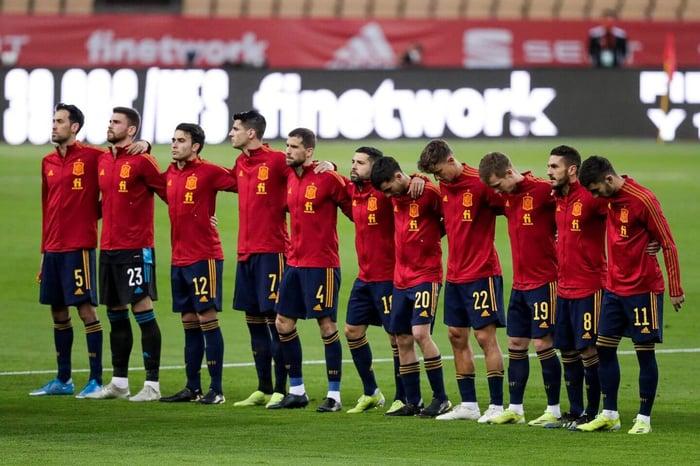 Spain Euro 2020 squad: Full 24-man team ahead of 2021 tournament - The  Athletic