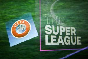 "European Super League reconsidered measures to reformulate the project with the departure of the ""Big Six"""