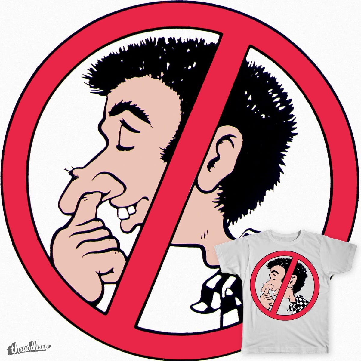 Score No Nose Pickers By Desotodesigns On Threadless