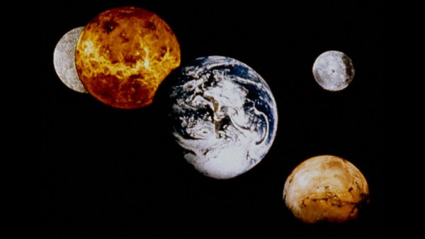 Rocky planets : Tigtag
