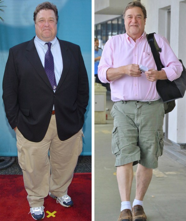 John Goodman Talks Massive Weight Loss: I Decided to Stop ...