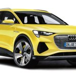 Segredo Como Sera O Audi Q4 E Tron Segundo Eletrico Da Marca Motor Show
