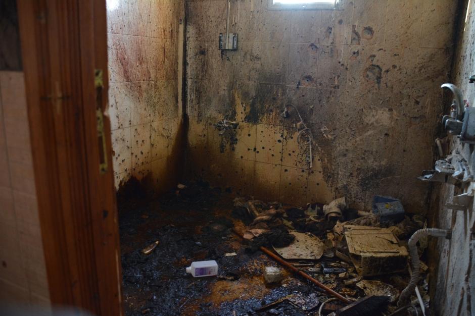 A Gaza, la maison de l'horreur