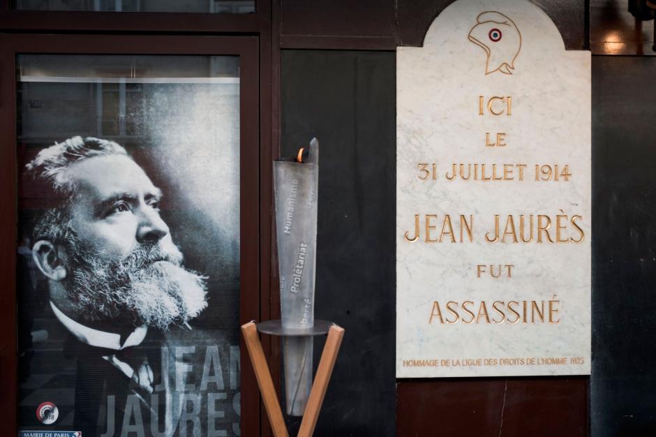 On s'arrache Jean Jaurès