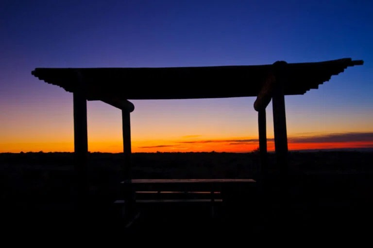Sunset Gazebo