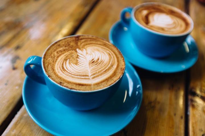 الأطعمة جيدة للقهوة الكبد