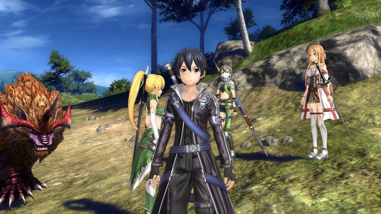 Kết quả hình ảnh cho Sword Art Online: Hollow Realization