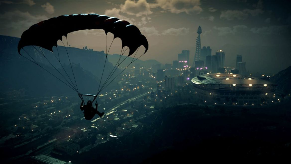 Screenshot for the game JUST CAUSE 4 DAY ONE EDITION [PS4]