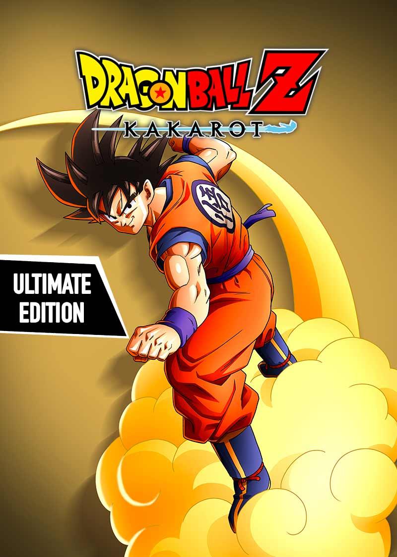 Dragon Ball Z Kakarot Ultimate Collector Pc Download Bandai Namco Store Europe