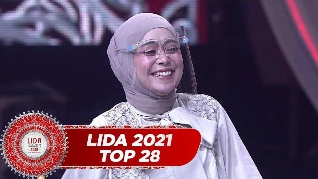 Streaming LIDA 2021 - Lesti DA Puji Adei (Malut), Billar Cemburu Buta! Dewi Perssik Ditolak Adei ...