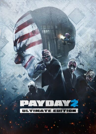 Payday 2 Ultimate Edition! Cheap Steam CD Key! | ENEBA