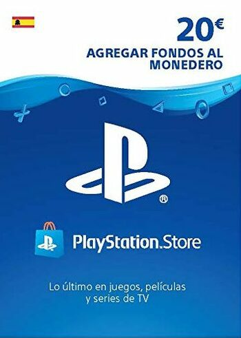 Tarjeta Playstation Network 20€