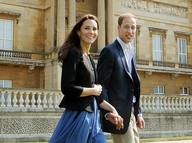 Mariage du Prince William et de Kate Middleton : leur lune de miel reportée !