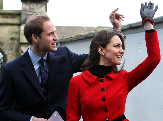 Kate Middleton et le Prince William : Leur mariage sera disponible sur iTunes !