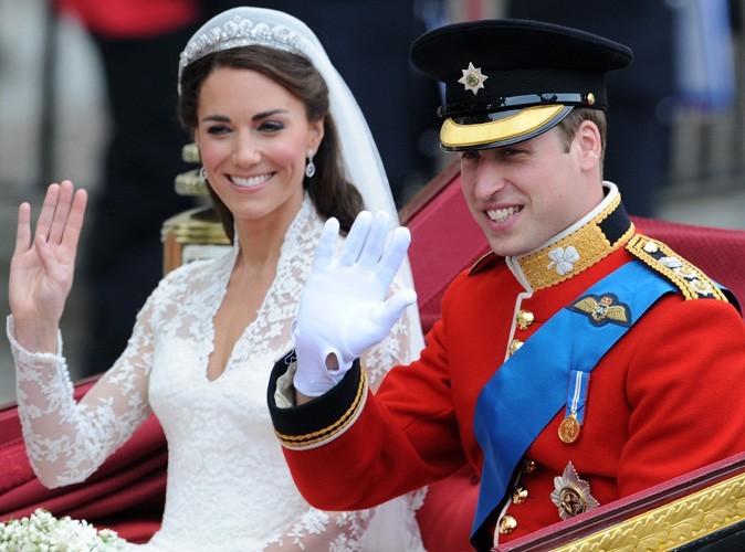 Mariage du Prince William et de Kate Middleton : voilà à quoi ressemble leur gâteau ! Miam !