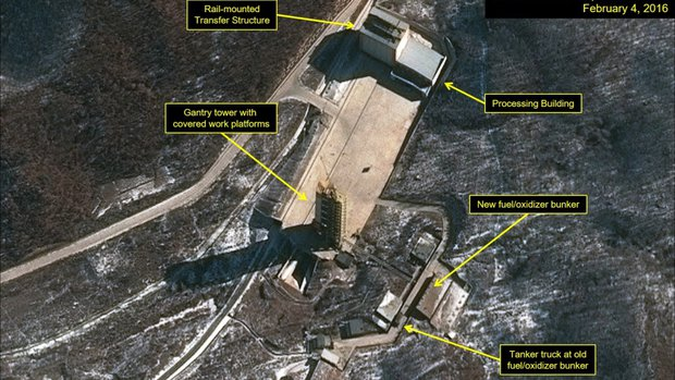 Kim Jong uns Stash Of Secret Weapons Revealed By Satellite Images korea44
