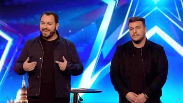 Heres The Exact Moment Britains Got Talent Magicians Did Their T Shirt Trick 1252 bgt 03 itv