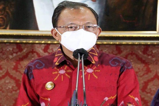 TEGAS! Dua Varian Virus Baru Muncul di Bali, Ini Perintah Koster