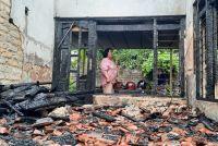Api Sisa Kayu Bakar Lalap Rumah Tukang Kebun – Berita Madura