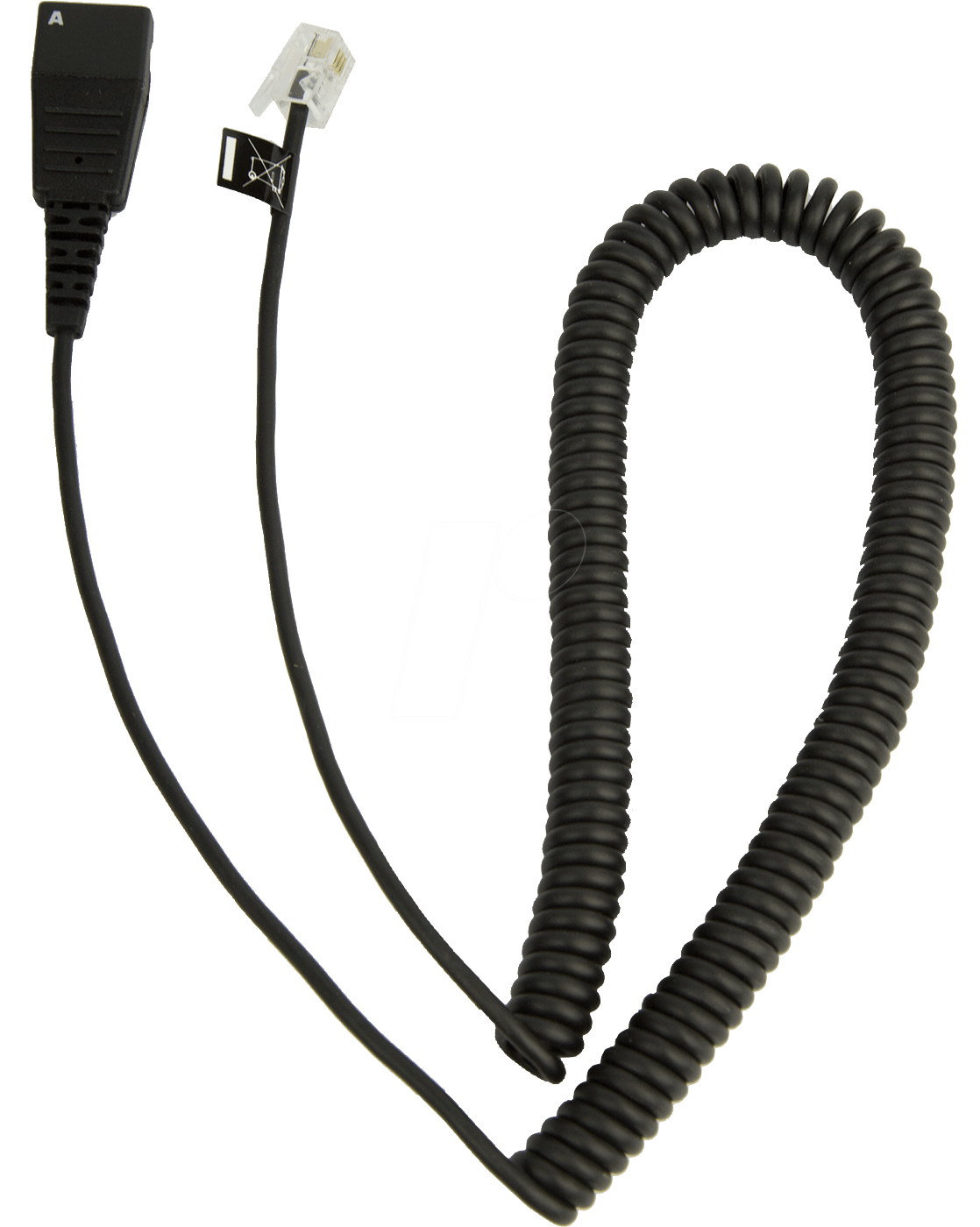 Gn 01 37 Headset Cable Quick Disconnect At Reichelt