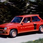 Automobile Nostalgie Renault 5 Turbo La R5 Sous Amphetamines