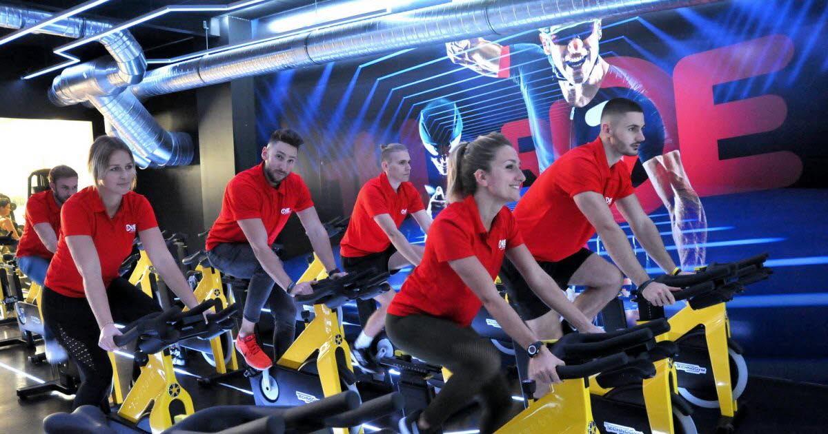 one fitness club nouvelle salle de