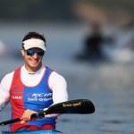 kayak – Course en ligne. L'Alsacien Guillaume Burger se qualifie pour les Jeux olympiques!