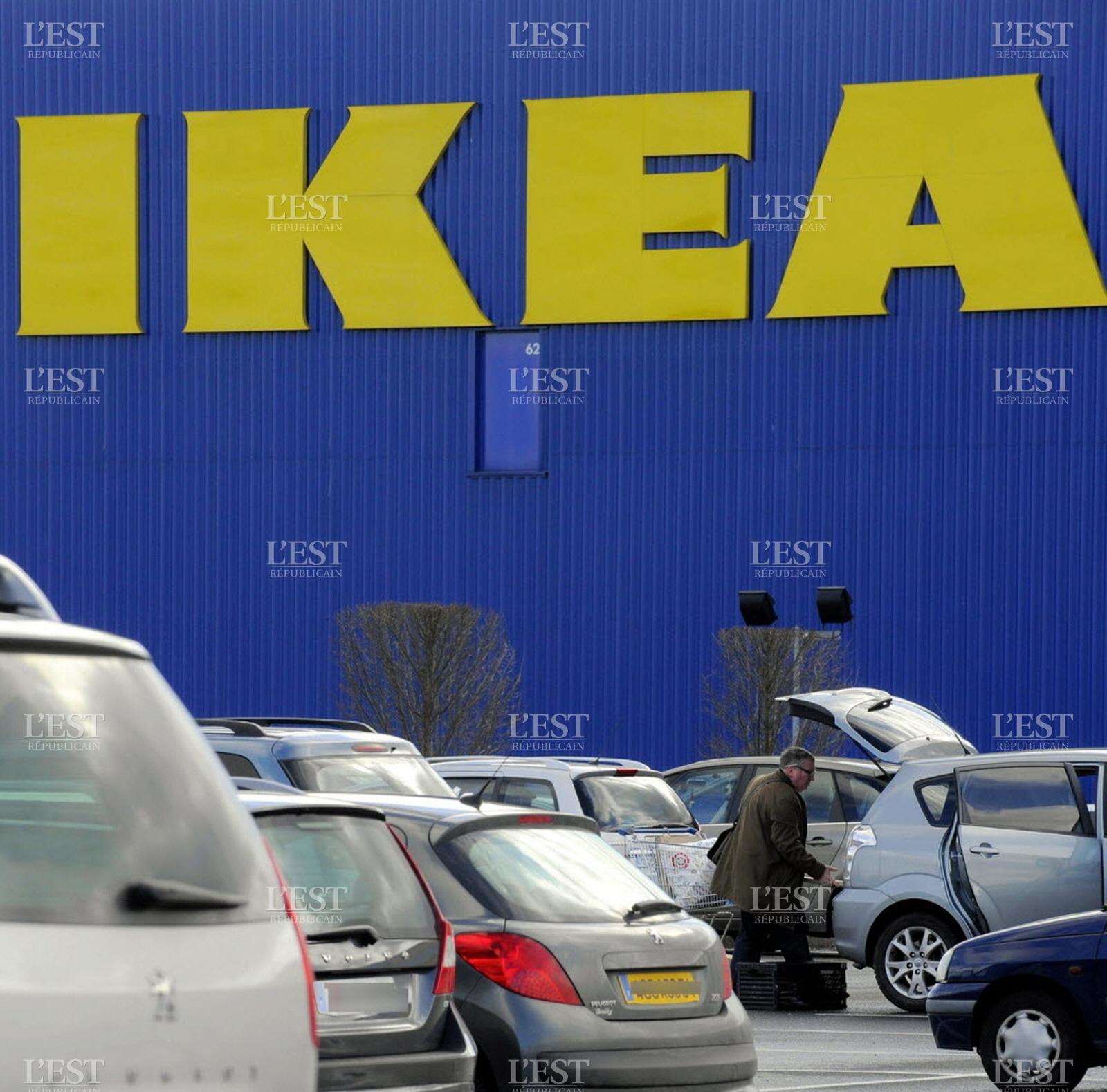 Edition De Nancy Agglomération Ikea Ouvre Des Points De