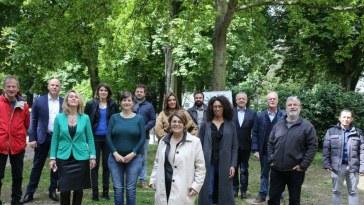 Éliane Romani: «Nous nous présentons pour être aux manettes»