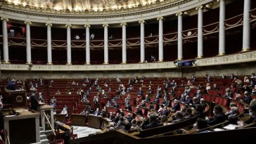 Parlement. L'Assemblée nationale vote en première lecture une nouvelle loi antiterroriste