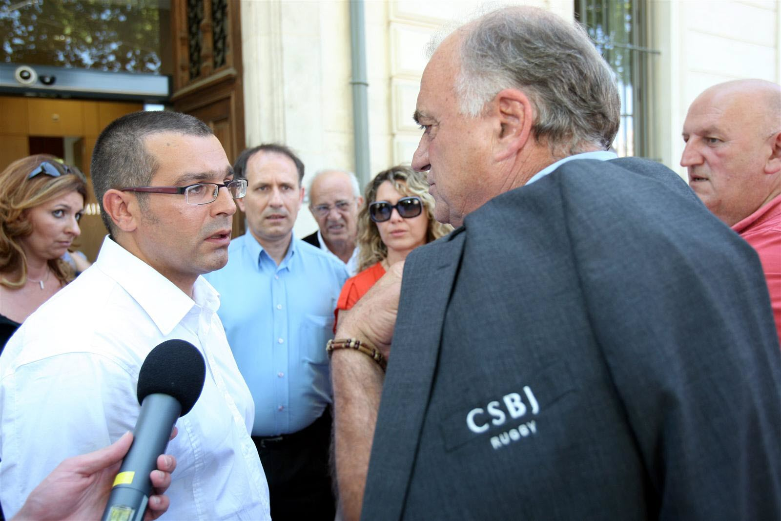 rugby le professionnalisme a bourgoin
