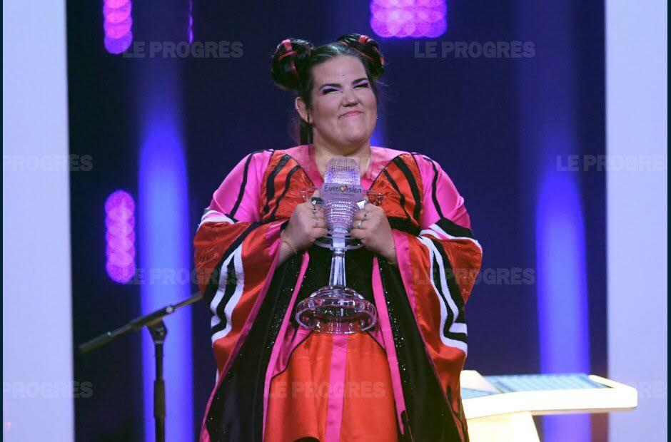 """Résultat de recherche d'images pour """"gagnante de l'eurovision"""""""