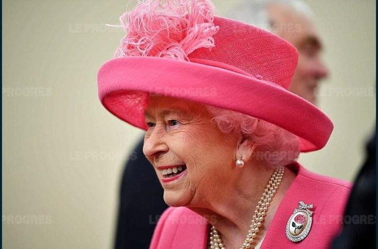 La reine Elizabteh II. Photo Jeff J. MITCHELL/POOL/AFP