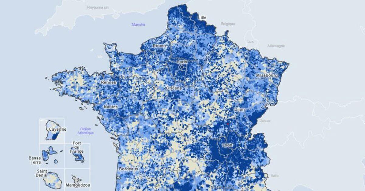 Covid-19 en Corse : découvrez la carte de l'épidémie à l'échelle des communes
