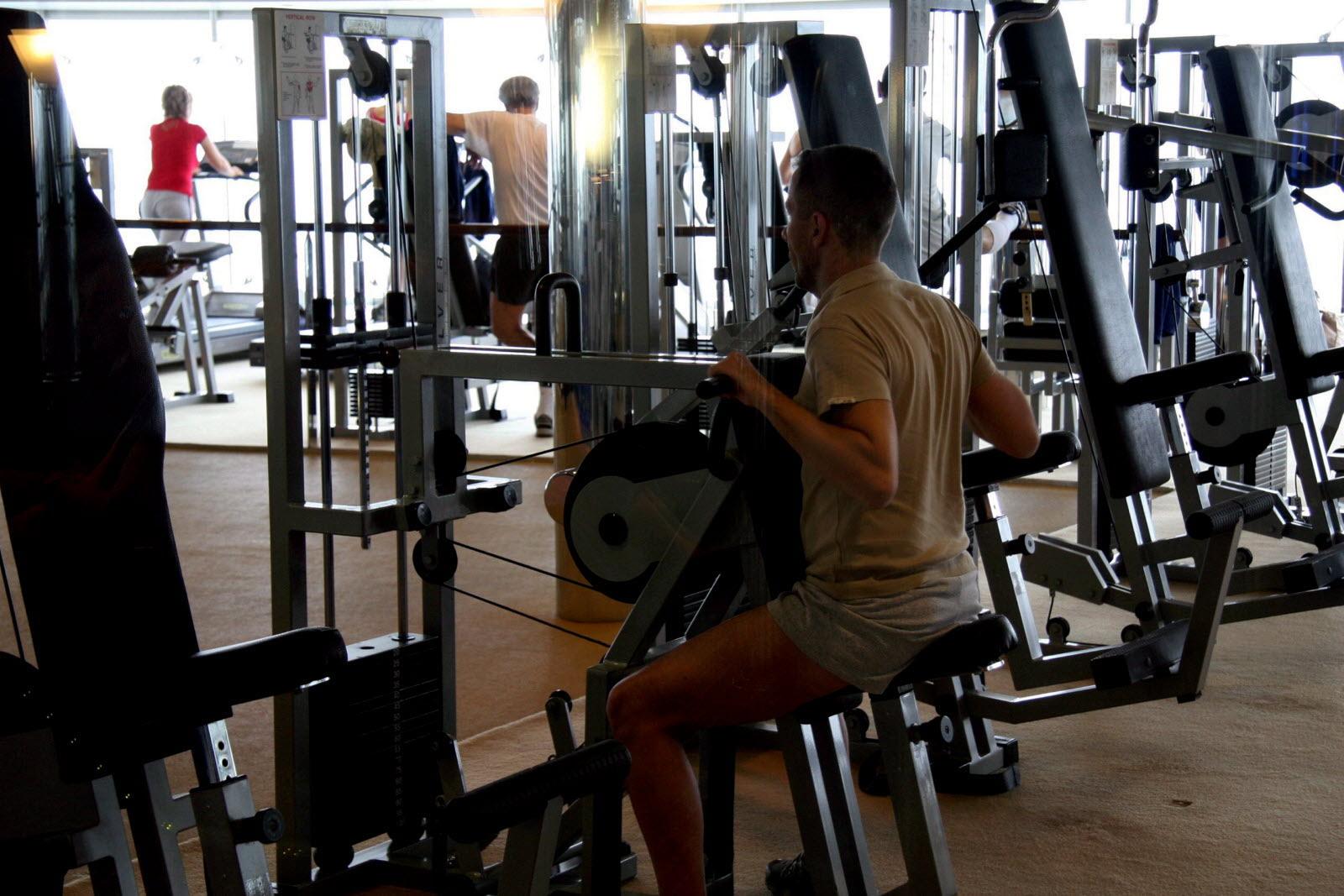 societe fermeture des salles de sport